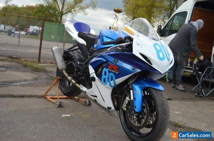 Suzuki GSXR600 L4 (2015 registered) Race Track Bike with V5 - 3618 miles only #suzuki #gsxr #forsale #unitedkingdom