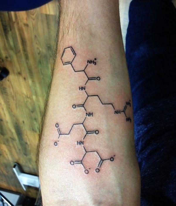 Genius Science Tattoo Ideas (18)
