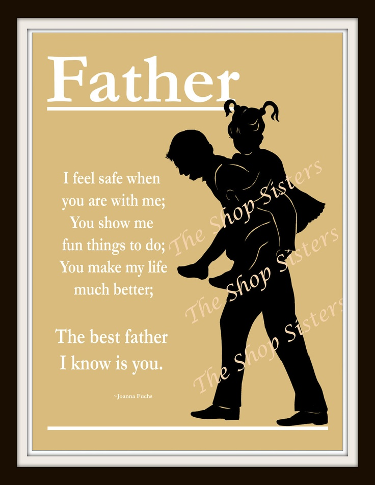 Father daughter father 39 s day poem dad dream husband for Fathers day quotes from daughter to dad