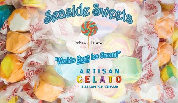 Seaside Sweets Tybee l Desserts on Tybee l Tybee Island Online|Tybee Island Online