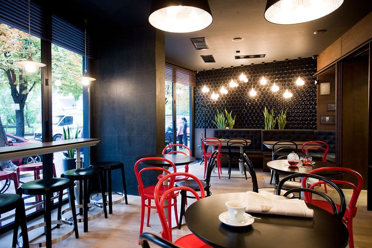 25′th Hour coffee & cocktail place | Fimera design