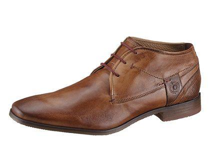 Vysoká obuv, Bugatti