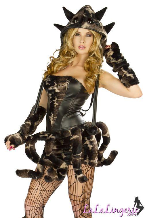 tantalizing tarantula costume sexy animal costumes
