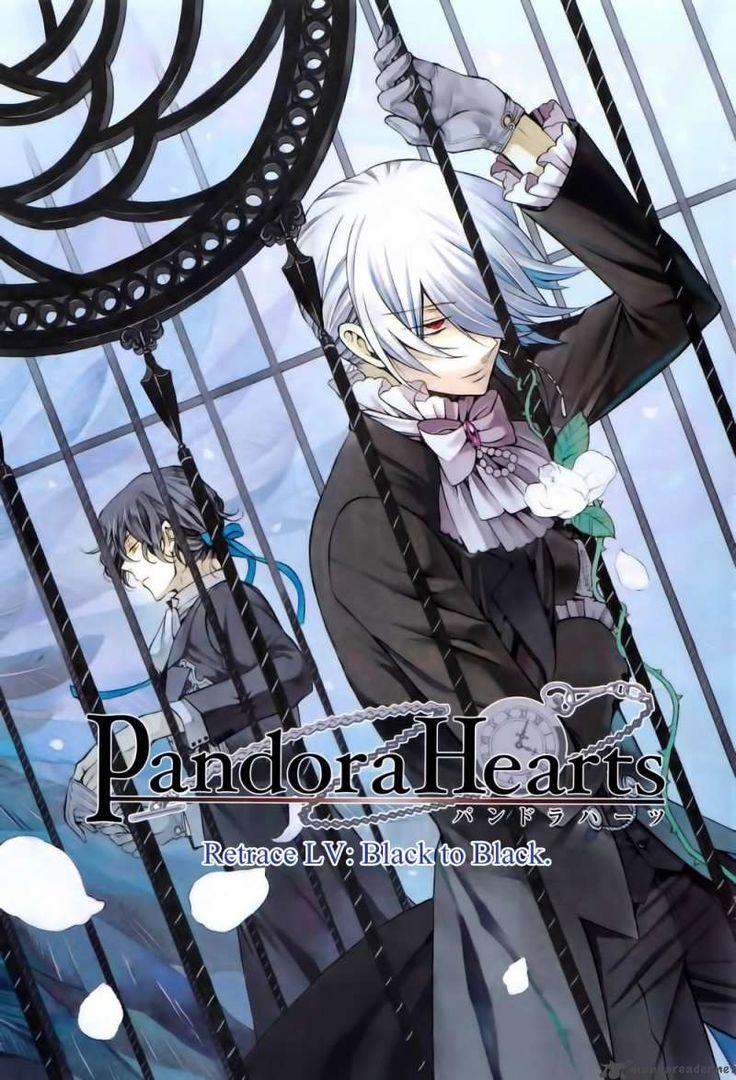 Gil & Xerxes | Pandora Hearts #illustration #anime #manga