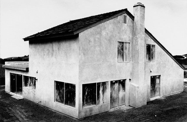 Lewis Baltz: Tract House no. 4 (1969-1971)