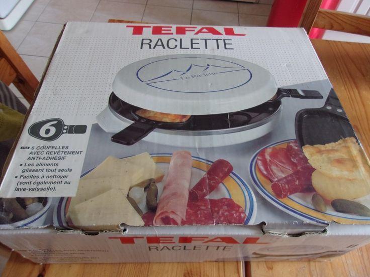 Les 25 meilleures id es de la cat gorie appareil raclette - Appareil raclette 12 personnes tefal ...