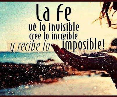 #fe #espiritualidad #frase