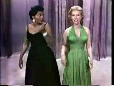 Mack The Knife-Dinah Shore & Pearl Bailey Sing-A great duet by the one and only Pearl.    Pearl's dress in this is fantastic.