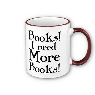 For my tea and coffee when I'm reading books.