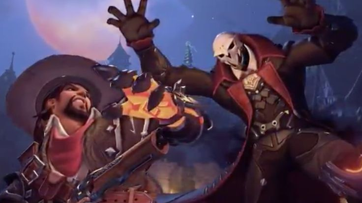 Overwatch Halloween Terror Event Skins Leaked - IGN  ||  The Halloween Terror event skins for Mei, Symmetra, Reaper, and Zanyatta appear to have surfaced online. http://www.ign.com/articles/2017/10/09/overwatch-halloween-terror-event-skins-leaked?utm_campaign=crowdfire&utm_content=crowdfire&utm_medium=social&utm_source=pinterest