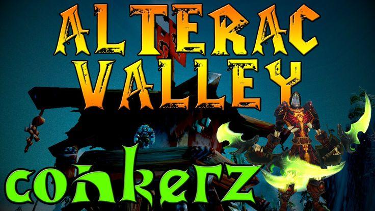 Conkerz - Alterac Valley Rogue PvP - Messing around in AV :D (+playlist)