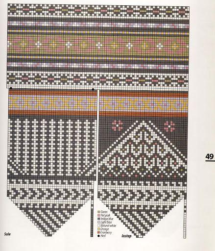 Некоторые схемы для Джурабов - Jorab's design - Monika Romanoff - Picasa Albums Web