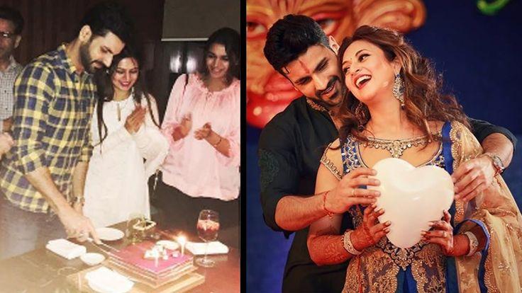 #DivyankaTripathi's HEART MELTING #Birthday Wish For Hubby