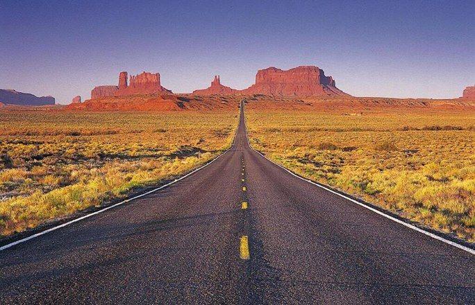 Le strade panoramiche famose più belle del mondo