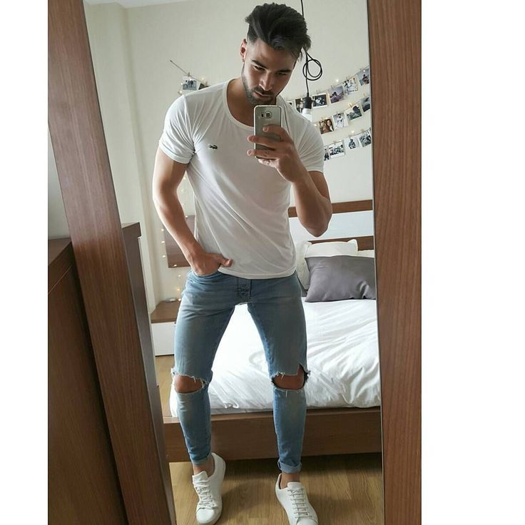 Skinny jeans for men #jeans #men #fashion for men #mensjeans2017