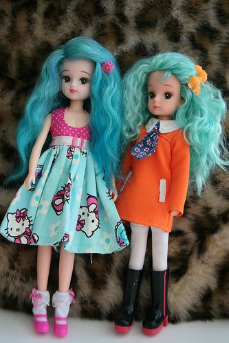 78 Best images about Licca chan doll on Pinterest | My ...