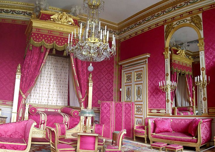 The Castle of Compiègne is a French château, a royal residence built for Louis XV and restored by Napoleon. It is located in Compiègne in the Oise département,