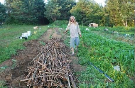 Hugelkultur is a type of raised bed that does a fantastic job at holding moisture, allowing fertility, maximizing space and… well, I guess the list goes on and on! With this post, learn more about the practice of hugelkultur gardening and the many benefits that come with it.