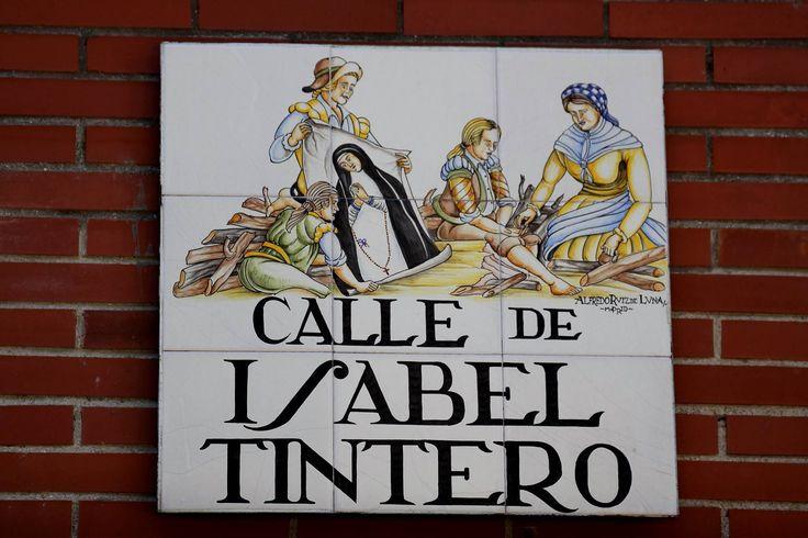 Calle de Isabel Tintero (Madrid)