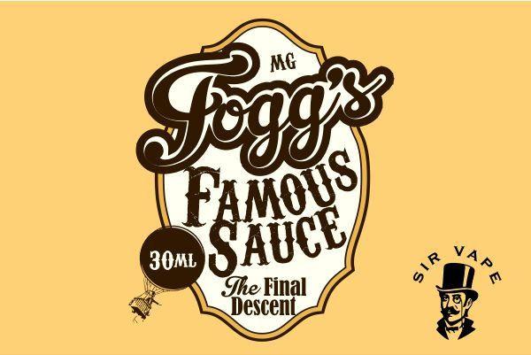 Fogg's - The Final Descent 30ml