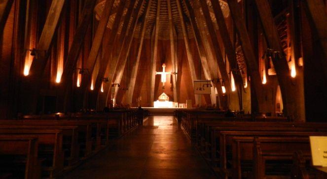 Wnętrze kościoła dominikanów na warszawskim Służewie. #dominikanie #klasztor #służew #warszawa #warsaw