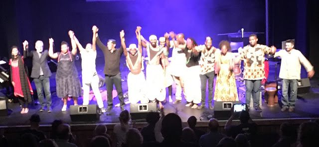 iStart2 Blog : Standing Ovation ... #iStart2Sing the Cry of Afric...