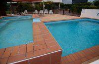 Barbados Holiday Apartments - sun kissed swimming pool - Holiday Apartments Broadbeach Gold Coast