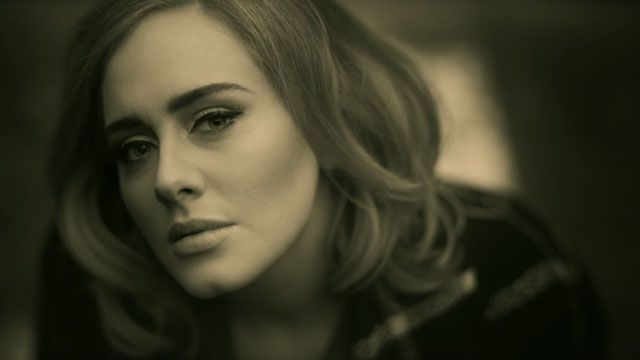 Adele just released her first song in what seems like forever -- and we can't stop listening to it.