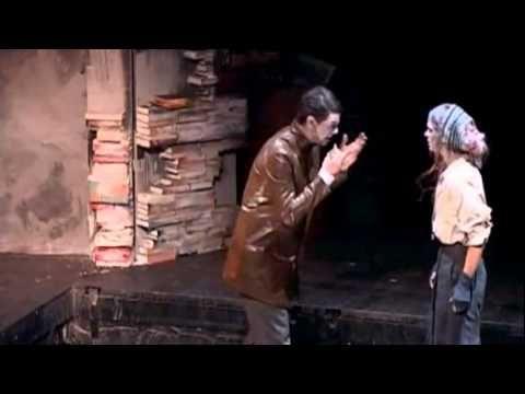 Bertolt Brecht // V HOUŠTINÁCH MĚST (In the Jungle of Cities) // Divadlo DISK (Prague) // 2010