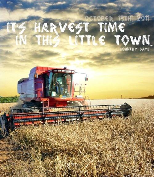 Harvest Time<3