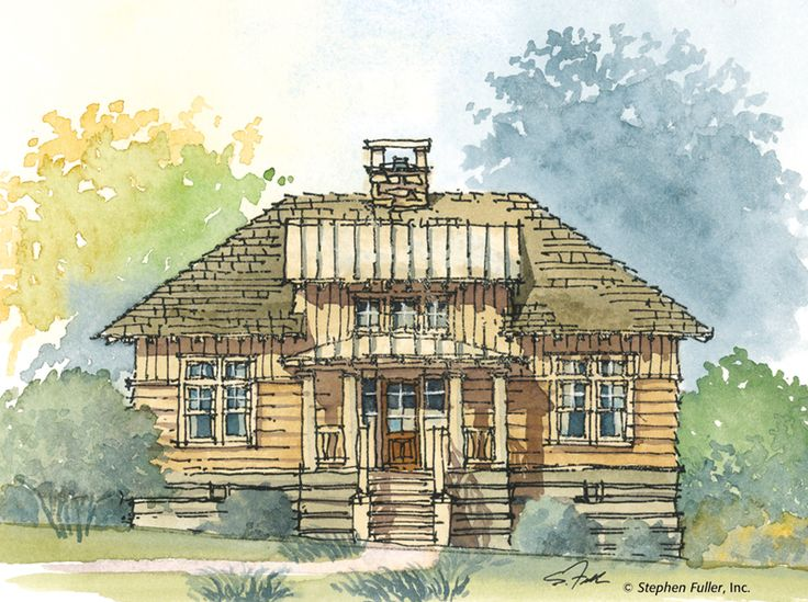 Stephen fuller house plans small cottage best house design ideas