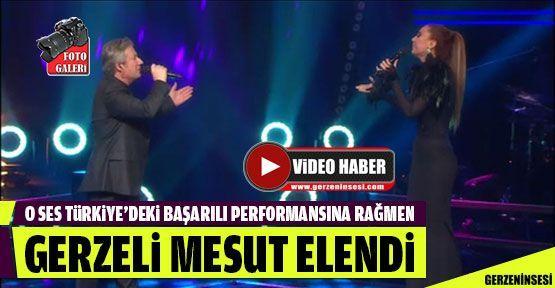 """Gerzeli Yarışmacı """"O Ses Türkiye""""ye Damga Vurdu"""
