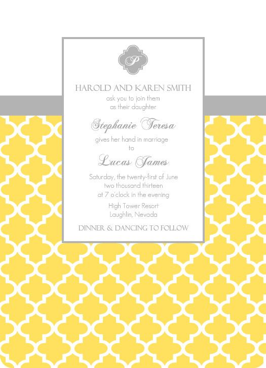 151 best Hello Yellow! Our Happy Wedding Plans images on Pinterest - wedding plans