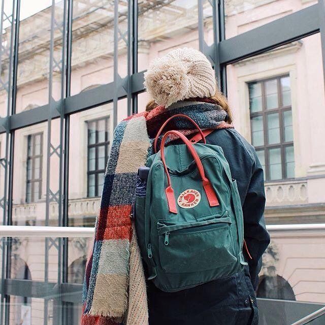 7e20d73ec Fjallraven Kanken Classic Backpack Frost Green/Peach Pink. #kanken #backpack  #christmasgift | FW16 | Kanken backpack, Backpack outfit, Pink kanken