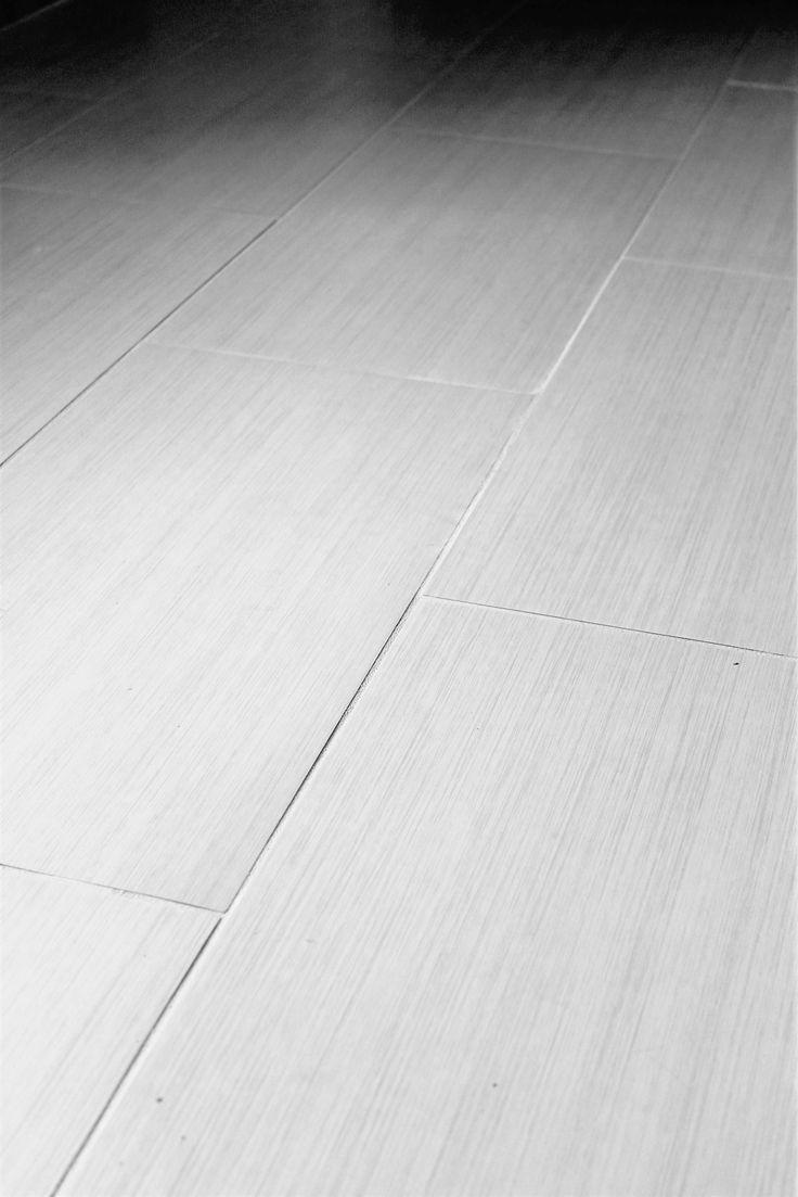 General Ceramics Bamboo White 12 X 24 Floor Tile
