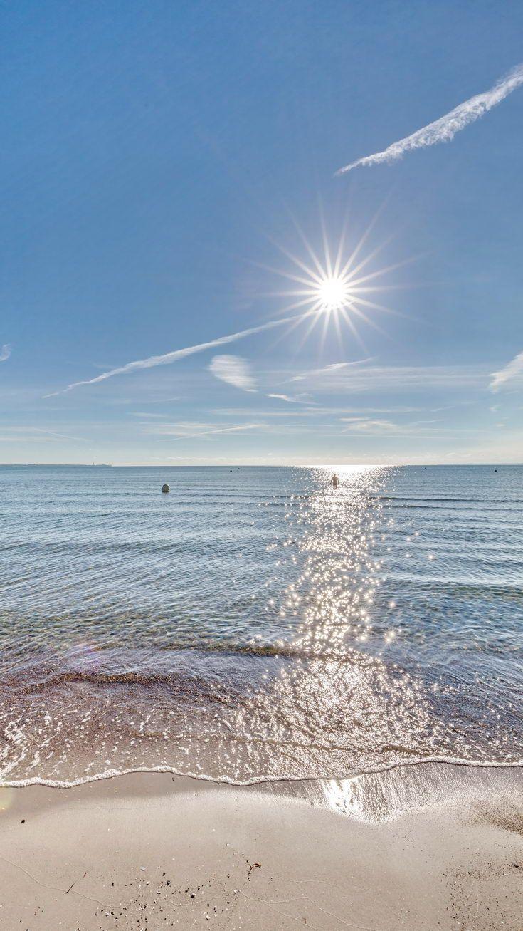 Guten Morgen Scharbeutz Naturbilder Sommerbilder Und