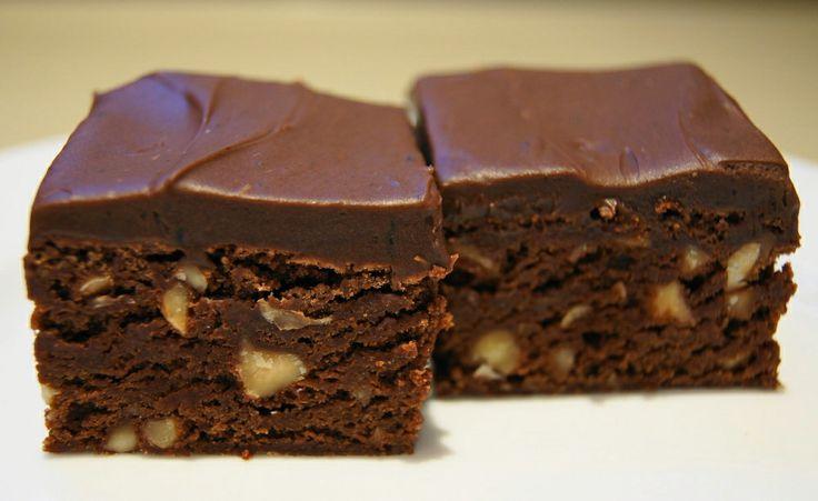 Grandma's best brownies