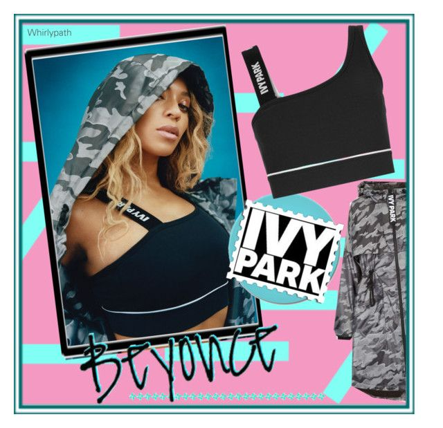 Ivy Park Fall 2016! by whirlypath on Polyvore featuring Topshop and Ivy Park