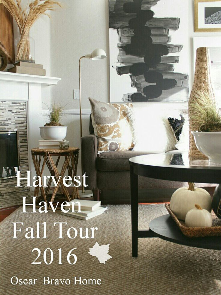 Oscar Bravo Home: Harvest Haven Fall Tour 2016
