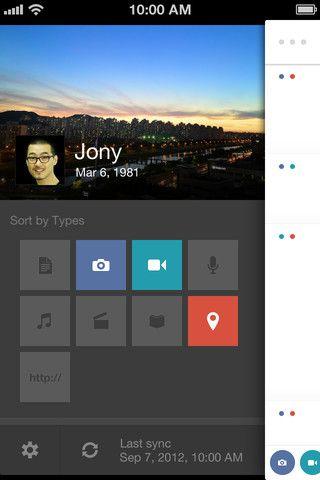 #UX #app #interface #UI #design Flava