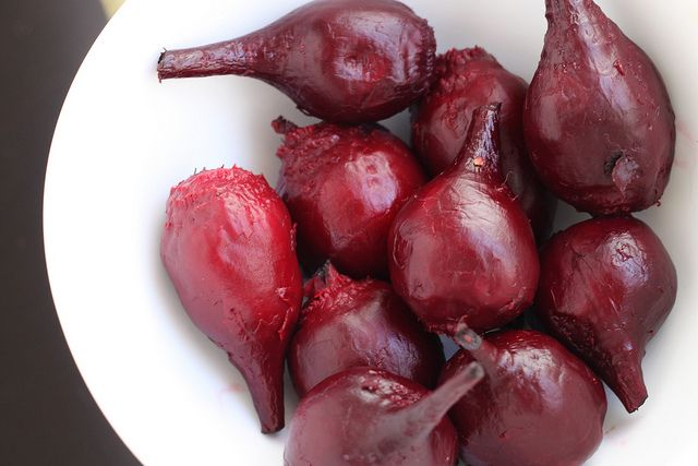 Slow Cooker Roasted Beets - nutritional - www.getcrocked.com