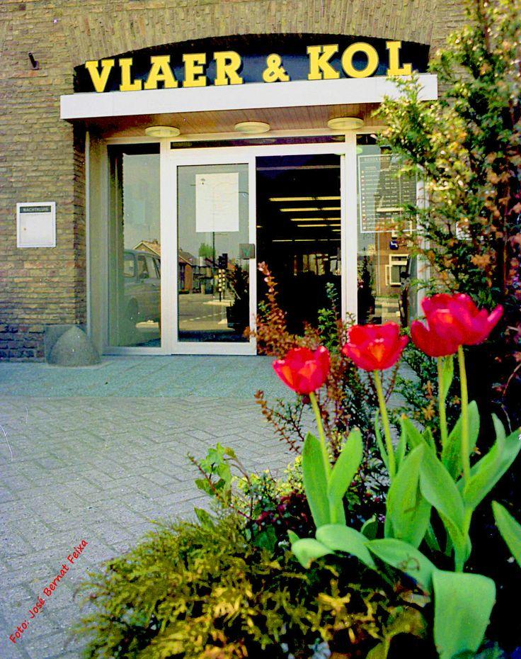 Vlaer & Kol kantoor in Woudenberg
