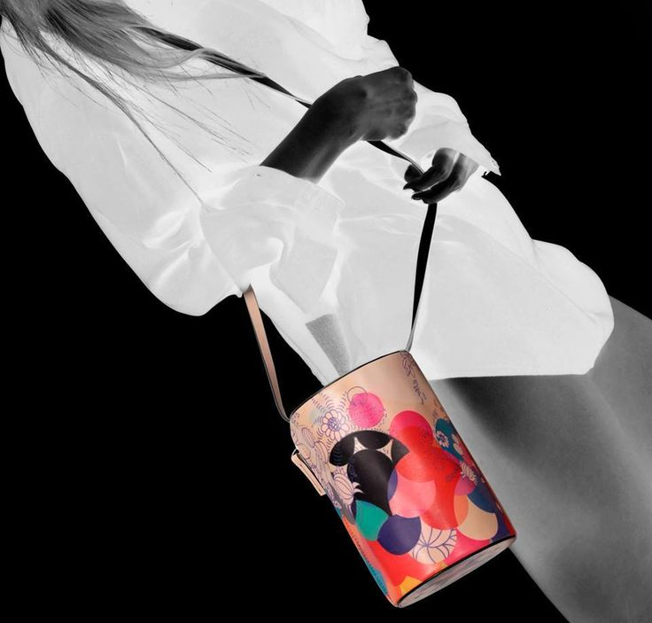 Every girl deserves a colourful bag #PrintedLeatherBags #LimitedEditionBags