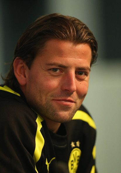 Roman Weidenfeller Photo - Borussia Dortmund Training and Press Conference