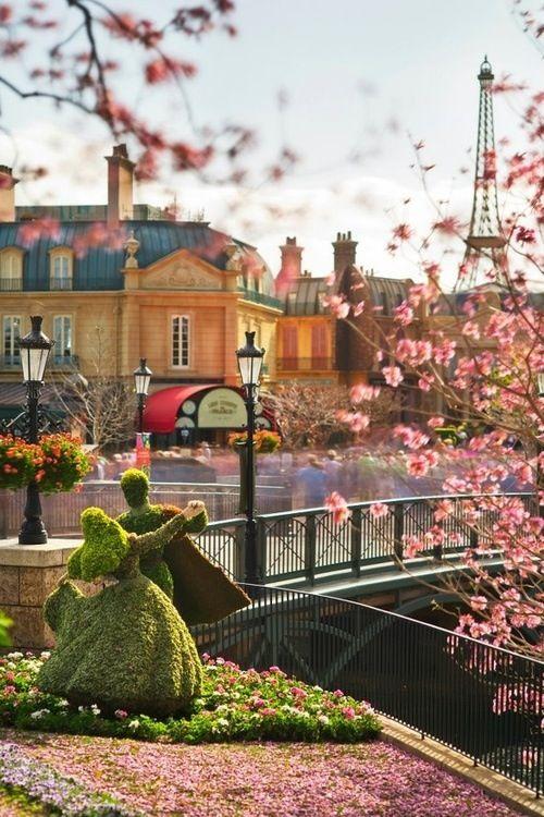 Paris e seus encantos.