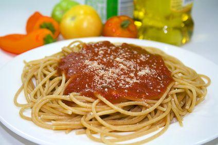 Lista de carbohidratos complejos saludables
