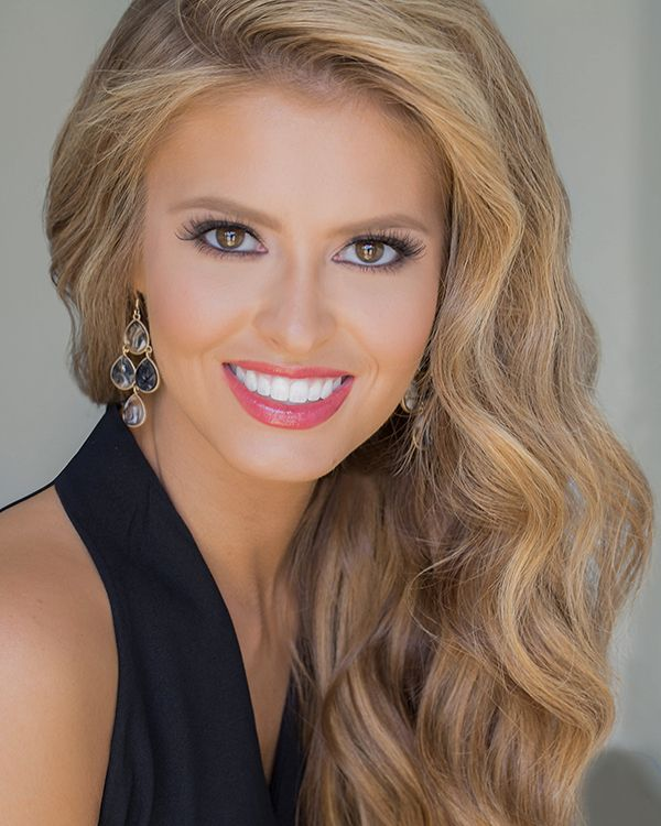 Miss South Carolina Rachel Wyatt