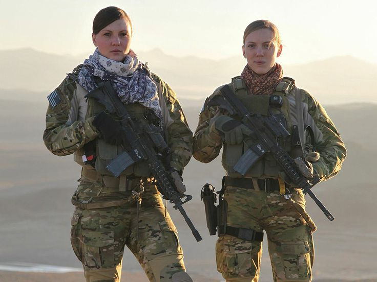 single military girls
