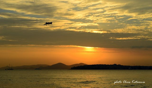 Travel in Clicks: Sunset moment by moment