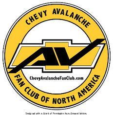 Chevrolet Avalanche Club Logo For Decal